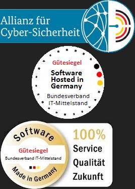 Mitglied der Allianz für Cyber Sicherheit